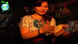 Marimba Orquesta Reina De Mi Tierra 6x8 Cofradia Santiago Atitlan