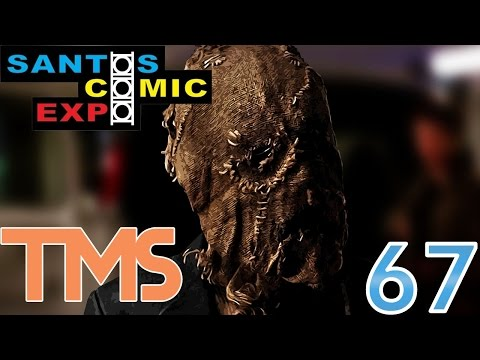 Que medo maneiro! - Santos Comic Expo 2014 fase 2 - The Mullets Show #67