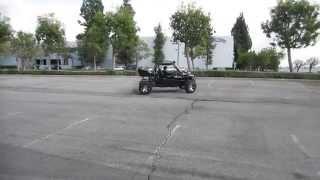 BMS 800CC V-TWIN Automatic Transmission Go Kart