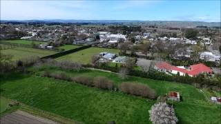 Greytown New Zealand  city pictures gallery : Cottage in Greytown - Wairarapa New Zealand (Drone = DJI Phantom 3 Advance)