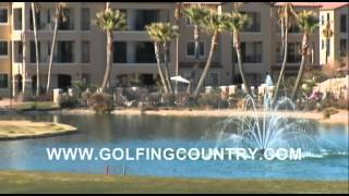 Green Valley (AZ) United States  city pictures gallery : WYNDHAM CANOA RANCH RESORT IN GREEN VALLEY, AZ, BY GOLFING COUNTRY