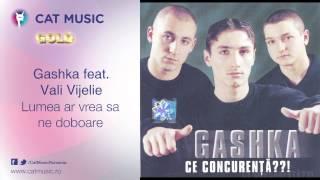 Gashka feat. Vali Vijelie - Lumea ar vrea sa ne doboare