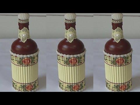 Reciclar garrafa e papelão
