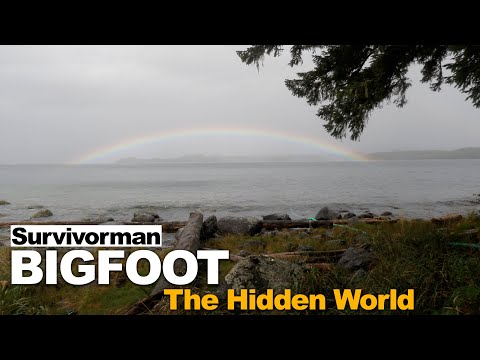 Survivorman Bigfoot | Episode 9 | The Hidden World | Les Stroud