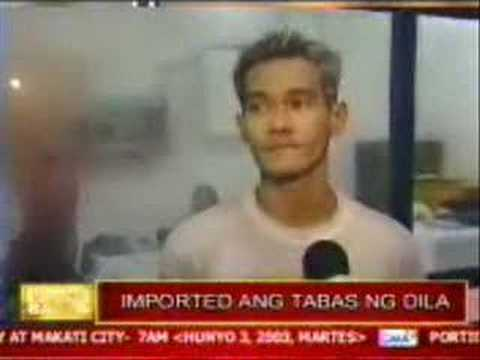Saksi ( Drug Addict Hilarious Statement )