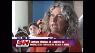 Canal SN en Santa Rosa Argentina Nov2016
