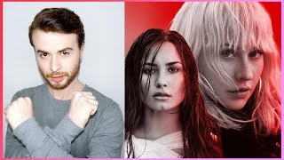 Video CHRISTINA AGUILERA X6 Fall In Line (Lyric Video) ft. Demi Lovato REACTION MP3, 3GP, MP4, WEBM, AVI, FLV Juni 2018