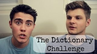 The Dictionary Challenge