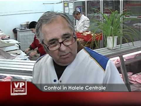 Control în Halele Centrale