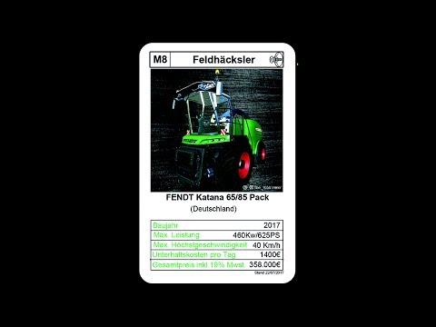 Fendt Katana 65/85 v1.0