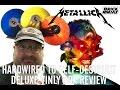 Metallica Hardwired to Self Destruct Deluxe Vinyl Unbox Review Brick Ninja Rex