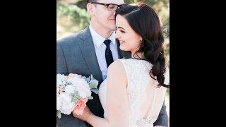 Calgary Wedding Photographer: Spring Wedding at Lake House Restaurant & Shawnessy Barn - Video C