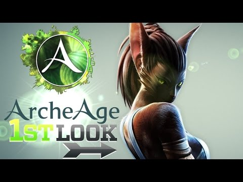 ArcheAge - First Look