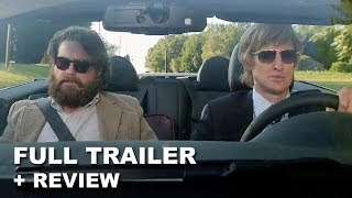 Nonton Are You Here Official Trailer + Trailer Review - Zach Galifianakis, Owen Wilson : Beyond The Trailer Film Subtitle Indonesia Streaming Movie Download