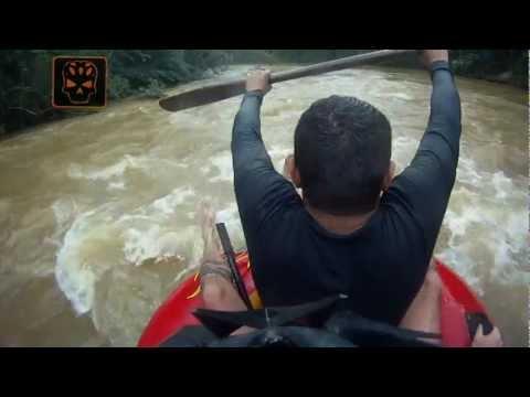 Pedal Tarja Preta - BOIACROSS no Rio do Braço em Ipameri
