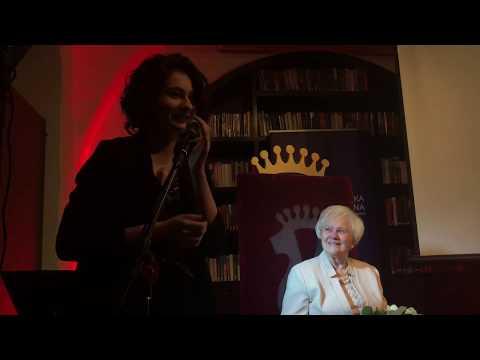 Wideo1: Benefis Krystyny Grys w Bibliotece Ratuszowej