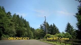 GoPro / EX1 Time-Lapse: Arcata to Crescent City & Back