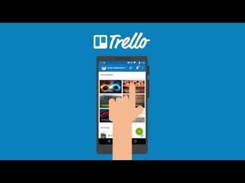 Video of Trello - Organize Anything