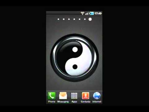 Video of Feng Shui Yinyang BW LWP