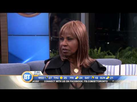 Musician and performer Pauletta Washington to perform in Toronto