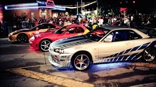 Nonton 2 Fast 2 Furious - First race Film Subtitle Indonesia Streaming Movie Download