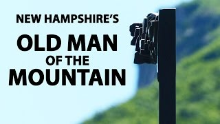 Franconia (NH) United States  city images : New Hampshire's OLD MAN Of The MOUNTAIN @ Franconia Notch State Park