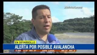 Inminente riesgo de avalancha en Casanare