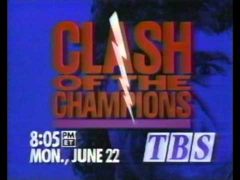 WCW Clash Of The Champions XIV Theme