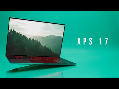 DELL XPS 17 Unboxing // So Much Better!