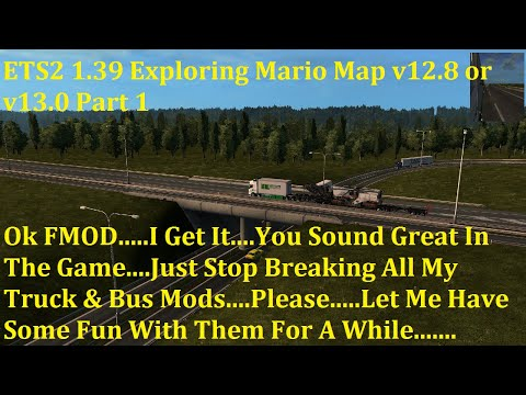 Mario Map v13.0 1.39.x