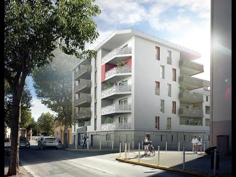 Programme immobilier neuf TOULON
