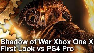 Caratteristiche versione Xbox One X