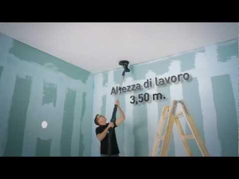 Festool PLANEX - Corta, lunga, potente su pareti e soffitti.