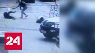 Видеозапись убийства Вороненкова