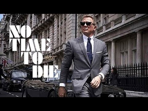 James Bond No Time To Die Teaser Trailer - Market Research For Female Bond?