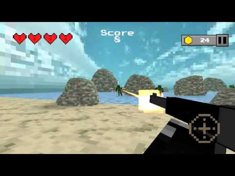 Video of Pixel Fps - Gun Defense