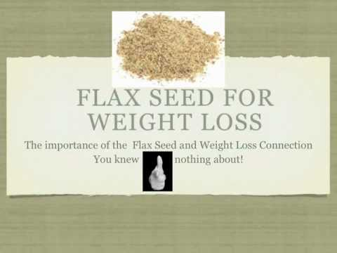 flax seed - How to Use Flax Seed for Weight Loss http://www.Joanbars.com http://www.SaturdayMorningDiet.com How to Use Flax Seed for Weight Loss Saturday Morning Diet Th...