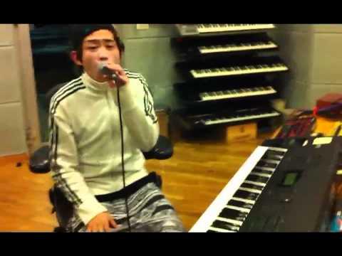 N-Train - Kim Sang Woo - The Lazy Song (видео)
