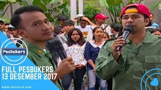 Download Video FULL PESBUKERS 13 DESEMBER 2017 MP3 3GP MP4