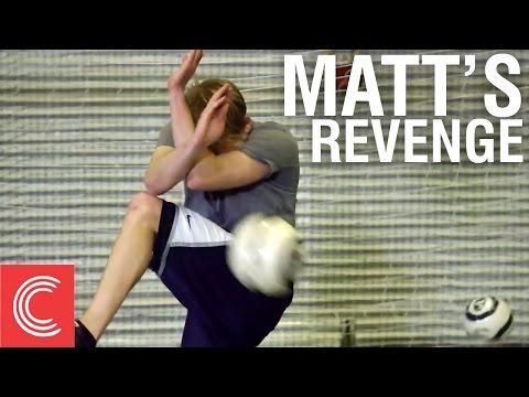 Matt's Revenge: Scott Sterling Strikes Back