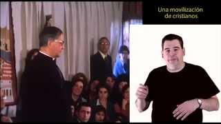 El Opus Dei, en lengua de signos española