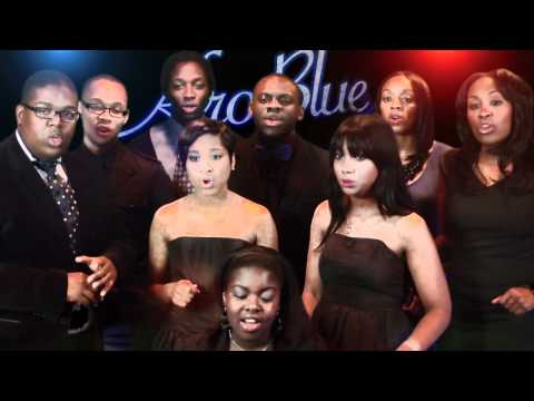 Afro Blue - Howard University's Jazz Vocal Ensemble performing Eden Ahbez's 