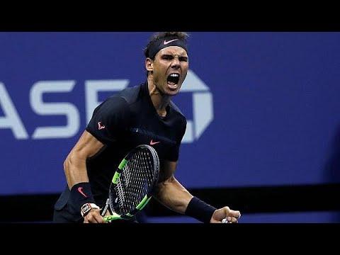 US Open: Ναδάλ εναντίον Άντερσον στον τελικό