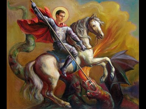 Белые Боги Китая.  Народ Дракона и Егорий Храбрый
