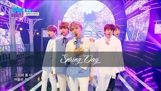 Video 방탄소년단(BTS) - 봄날(Spring Day) 교차편집(Stage Mix) MP3, 3GP, MP4, WEBM, AVI, FLV April 2019