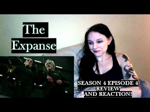 The Expanse Season 4 Episode 4 Review and Reaction!