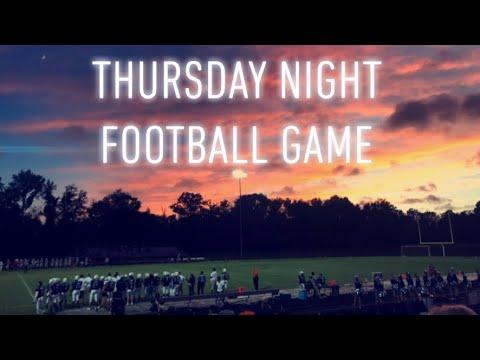 THURSDAY NIGHT LIGHTS?!?