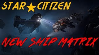 Video STAR CITIZEN ★ NEW SHIP MATRIX EXPLAINED | ALL SHIPS HAVE NEW STATS | CAREERS & ROLES MP3, 3GP, MP4, WEBM, AVI, FLV Oktober 2017
