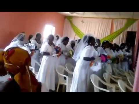 ECWA  WOMEN  FELLOWSHIP DUTSE SAGBAGYI.