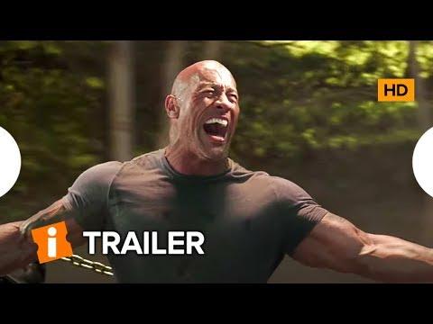 Velozes & Furiosos - Hobbs & Shaw   Trailer 2 Legendado